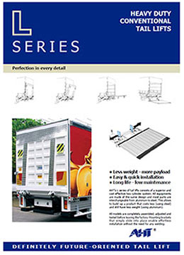Heavy Duty Conventional Tail Lifts
