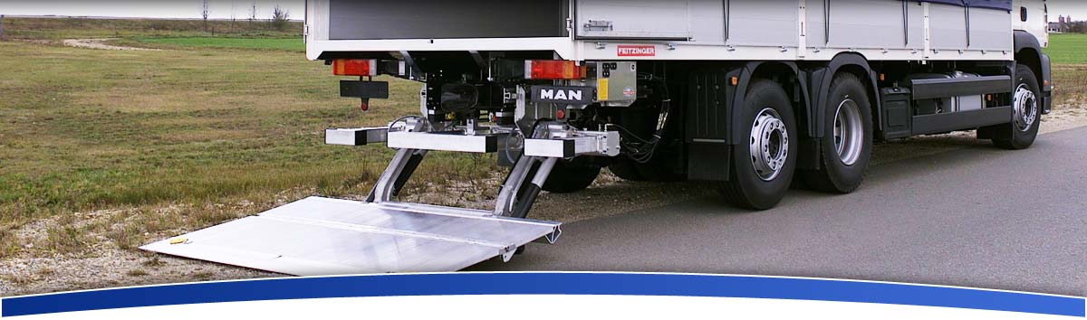 Titan AHT Tailgate Lifts and Loaders